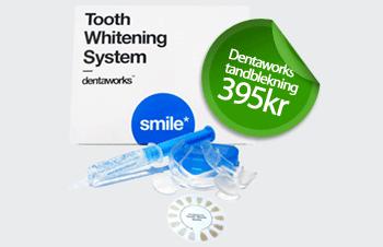 DentaWorks Tandblekning